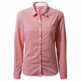 Craghoppers NosiLife Shona Long Sleeved Shirt