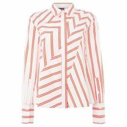 Sportmax Code Raoul Multi Stripe Shirt