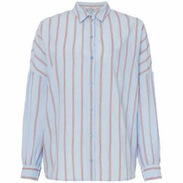 Sessun Botan stripe shirt
