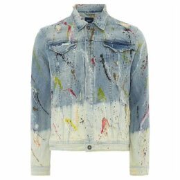 Pepe Jeans Evans Paint Light Jackets