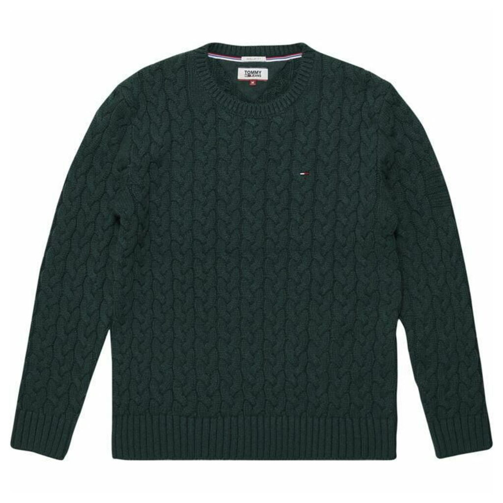 Tommy Hilfiger Tommy Jeans Cable Sweater