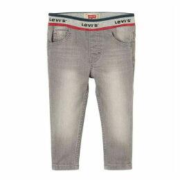 Levis Baby Boy Grey Jeans