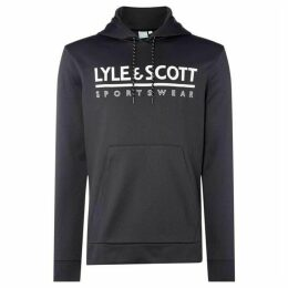 Lyle and Scott Cheviot Graphic Hoodie