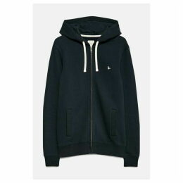 Jack Wills Pinebrook Badge Zip Up Hoodie