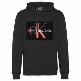 Calvin Klein Jeans Logo Cotton Hoodie