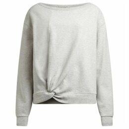 All Saints Paloma Cropped Sweatshirt