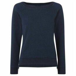 Ugg Morgan fleece knit lounge sweatshirt