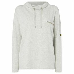 Barbour International Byway Funnel Neck Sweatshirt