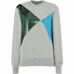 Sportmax Code Belinda crew neck sweatshirt