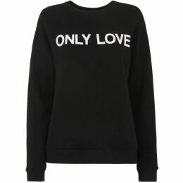 Whistles Only Love Sweatshirt