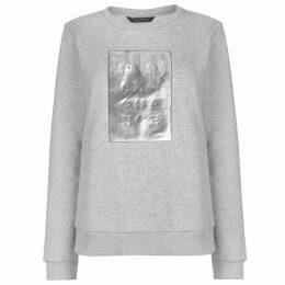 ARMANI EXCHANGE Foil Logo Sweatshirt