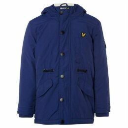 Lyle and Scott Microfleece Parka