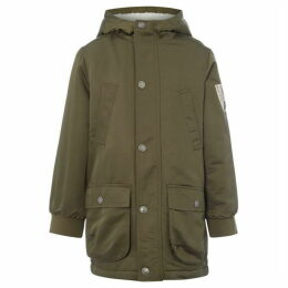 Benetton Heavy Parka Jacket