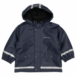 Polarn O Pyret Babies Waterproof Coat, Fleece Lining
