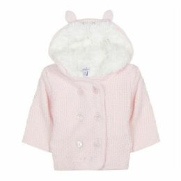 Absorba New-Born Babies Knit Coat