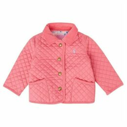 Little Joule Baby Girl Mabel Quilted Jacket