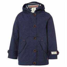 Little Joule OW Coast Hooded Coat