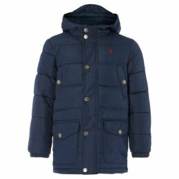 Farah Mansell Puffer Jacket