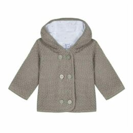 Absorba NEW-BORN UNISEX COAT ELEPHANT COLOR
