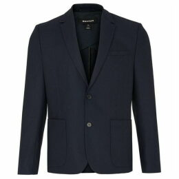 Whistles Deconstructed Twill Blazer