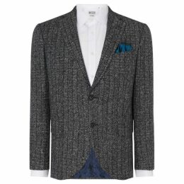 Turner and Sanderson Sherwood Wide Herringbone Blazer