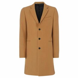 PS by Paul Smith Wool Cashmere Epsom Coat