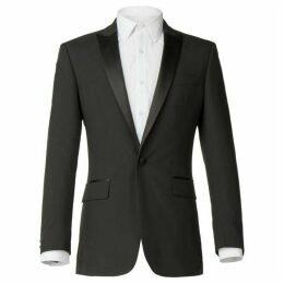 Scott and Taylor Arran Regular Fit Black Dresswear Jacket