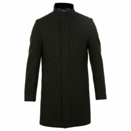 Ted Baker Cheago Funnel Neck Coat