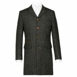 Gibson Charcoal Check Winnie Coat