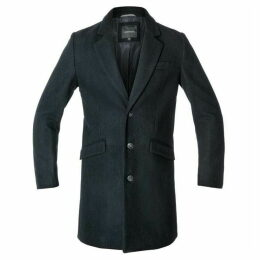 Antony Morato Longline Single Breasted Coat