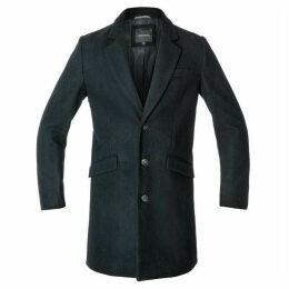 Antony Morato Longline Single Breasted Coat