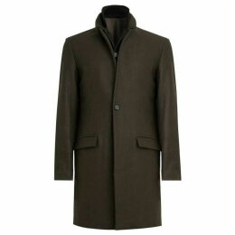 All Saints Jarvus Coat