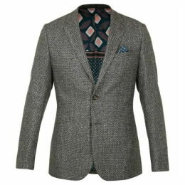 Ted Baker Pickl Boucle Jacket