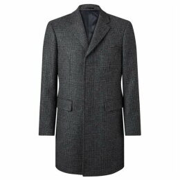 Richard James Check Epsom Coat