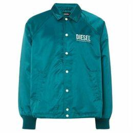Diesel Back Logo Jacket