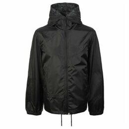 Pretty Green Lightweight Zip Up Hooded Jacket