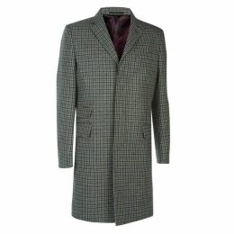 Turner and Sanderson Balen Hunting Check Coat