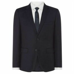Boss Jewles Stretch Virgin Wool Regular Fit Jacket