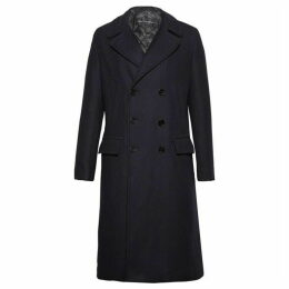 French Connection Cabafeltro Melton Coat