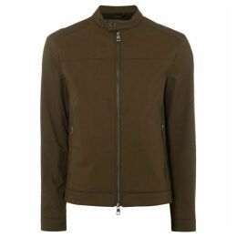 Michael Kors Nylon Racer Jacket
