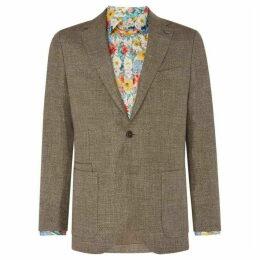 Simon Carter Heavy Basketweave Jacket