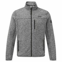 Tog 24 Charlton Mens Knitlook Fleece Jacket