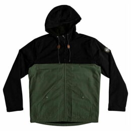 Quiksilver Wanna Water Resistant Hooded Parka