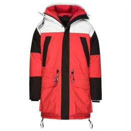 Tommy Hilfiger Colour Block Parka