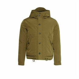 French Connection Soft Nylon Quilted Jacket