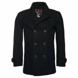 Superdry Merchant Pea Coat