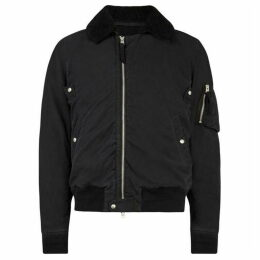 All Saints Faro Bomber Jacket