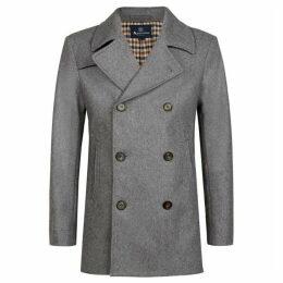 Aquascutum Crawford Pea Coat