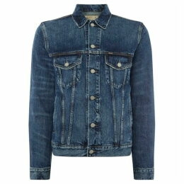 Ralph Lauren Icon Trucker Denim Jacket