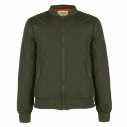 Criminal Neo Onion Quilted Bomber Jacket